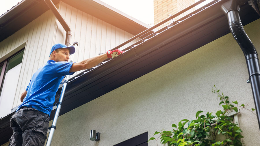 Protect Your Home With Seamless Gutters